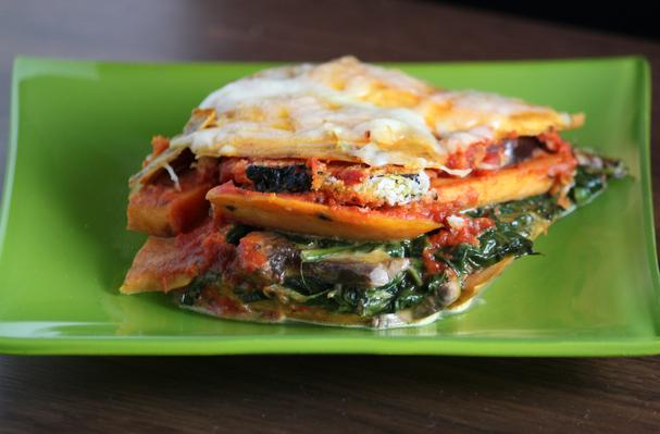 How Sweet It Is Sweet Potato Lasagne Recipe