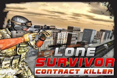 Lone Survivor Contract Killer - náhled