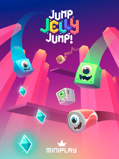 Jump Jelly Jump screenshots 7