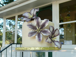 Photo: Gumpaste Sugar Lilies