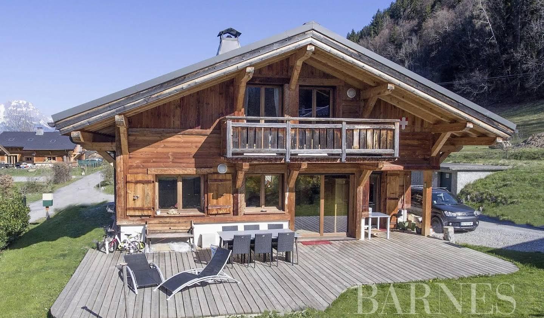 Chalet avec terrasse Saint-Gervais-les-Bains
