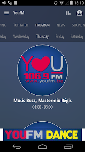 YouFM- screenshot thumbnail