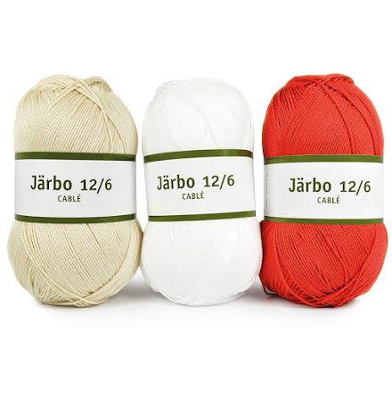 Järbo 12/6 Cablé [100g]