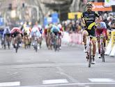 Sprinters komen te laat in Parijs-Nice en zo alwéér ritzege voor vrijbuiter van Direct Energie