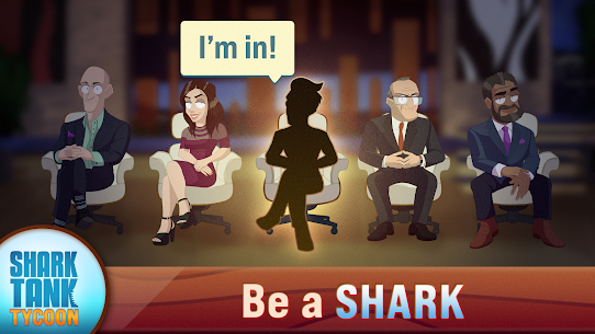 Shark Tank Tycoon Mod Apk [Unlimited Everything] 1.09 1