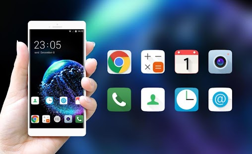 Theme for Coolpad Note 3 - náhled