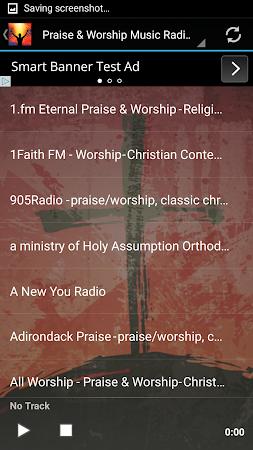 Praise & Worship Music Radio 1.0 screenshot 258695