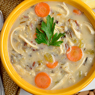 Fat Free Chicken Soup Recipes.