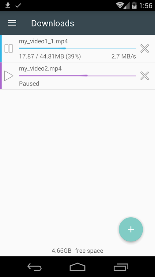 Video Downloader- screenshot