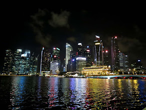 Photo: Marina Bay and CBD