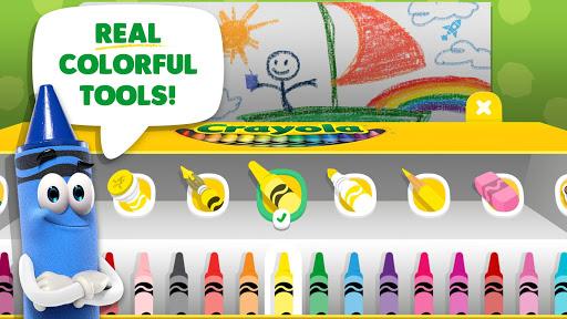 Crayola Create & Play: Coloring & Learning Games screenshots 18