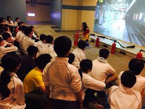 Photo: Interactive Emergency Evacuation Exhibition Center