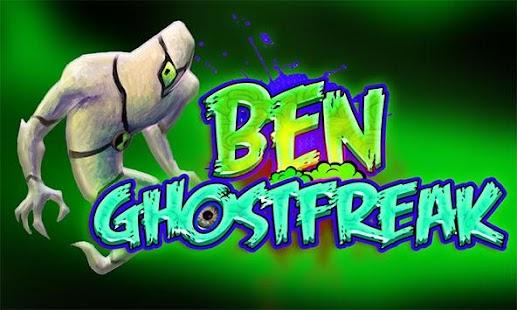 Ben Bne 10 - ben power Ghostfreak be nalien 10 - náhled
