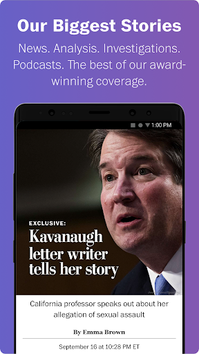 Washington Post Select 1.22.2 screenshots 3