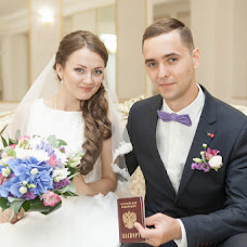 Wedding photographer Vladimir Kapuza (kapuzafoto). Photo of 08.04.2017