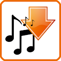 Music and songs download Ares icon