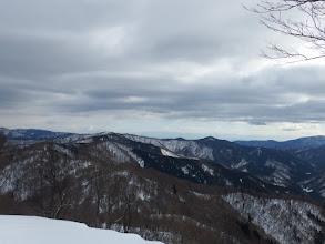 山頂からの展望(東方面)