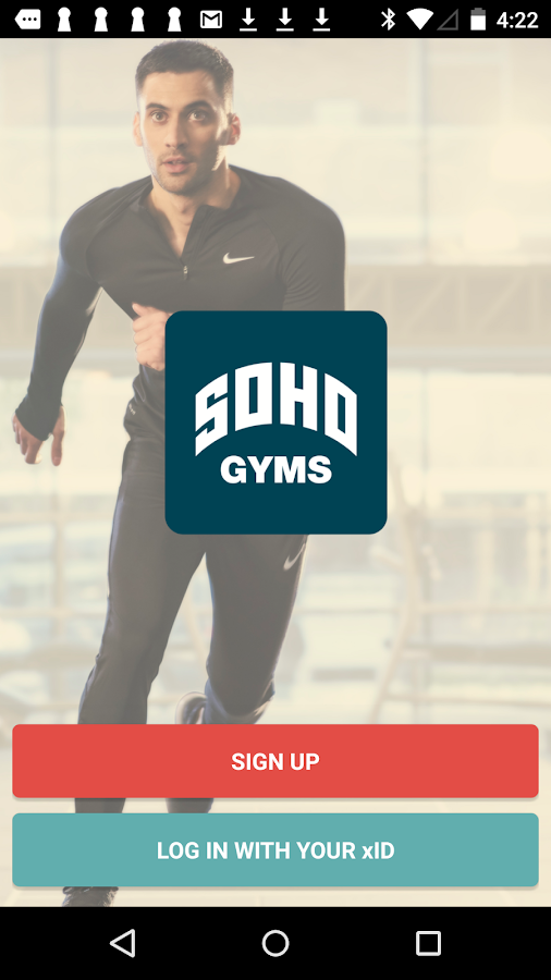 Soho Gyms- screenshot