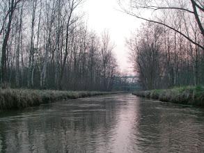 Photo: widać już mosty w Jęzorze