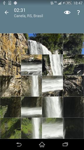 ジグソーパズル: 風景