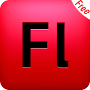 Fast Flash Player For Android Reference APK icon