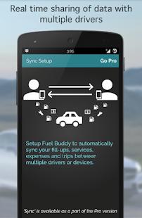 Fuel Buddy - Car Mileage Log- screenshot thumbnail