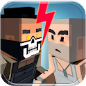 Fight Ninja Bros. : Black Ops icon