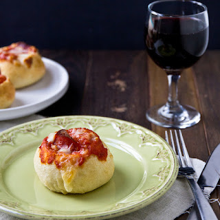 Pepperoni Pizza Bread Bowls