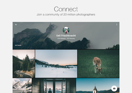 EyeEm - Camera Foto Si Filtru APK screenshot thumbnail 11