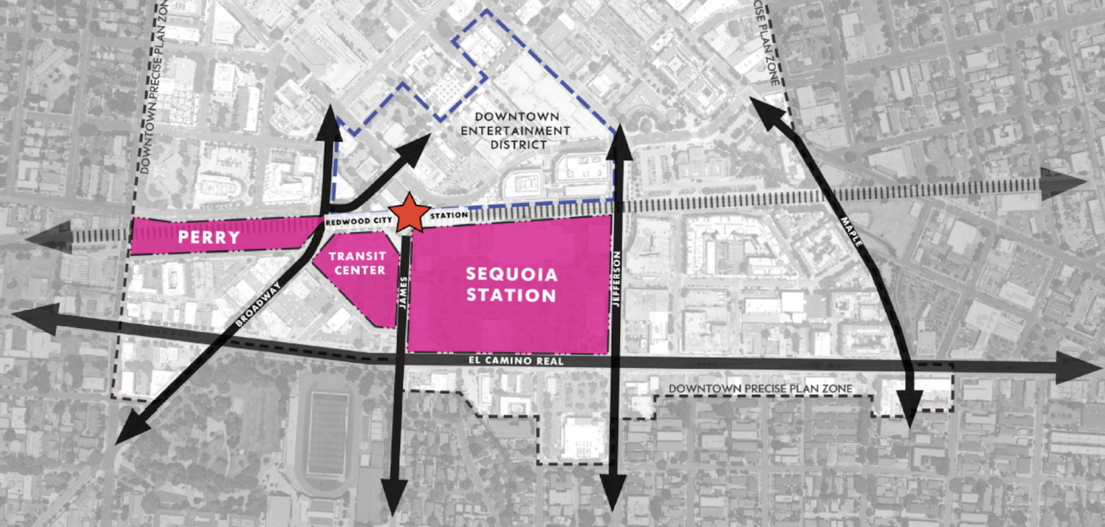 Monday, 2/24: Support housing at the Sequoia Station site