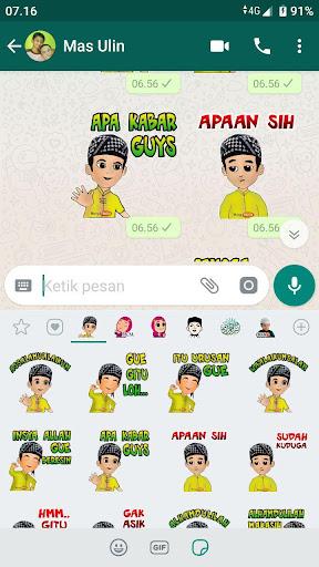 Free Download Stiker Wa Islami 6 9 Apk Androidforpc Info