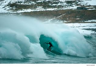 Photo: Sam Hammer, Norway. Photo: Burkard #surferphotos