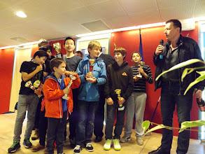Photo: Bois-Colombes complète le podium