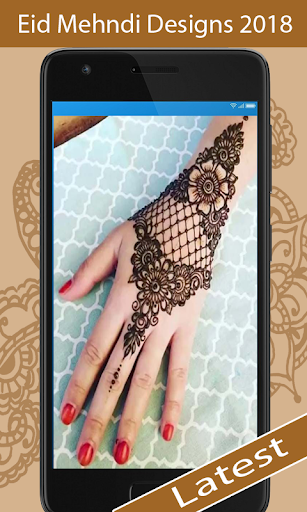 Trendy Eid Mehndi Designs u2013 Henna Eid Designs 2018 1.1 screenshots 3