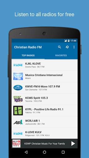 Christian Radio FM 6.1 screenshots 1