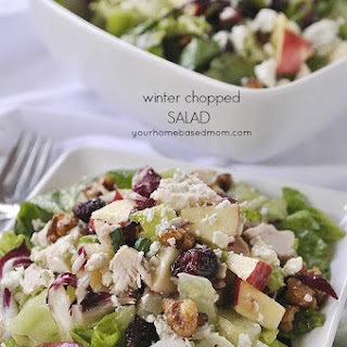 Dinner Time – Winter Chopped Salad