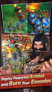 Castle Burn – RTS Revolution MOD (Unlimited Card Key/Mana/No Skill CD) 4