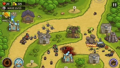 Kingdom Rush - Tower Defense Game  screenshots 6