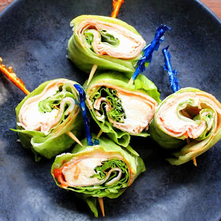 Turkey Cream Cheese Roll Ups Recipes.