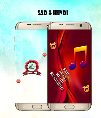Sad Songs Hindi Ringtones - screenshot