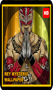 Rey Mysterio Wallpapers HD - náhled