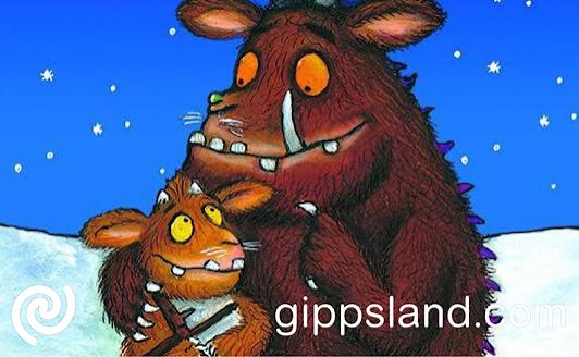 An adventurous sequel to The Gruffalo
