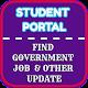 FIND GOVT JOB STUDENT PORTAL APK