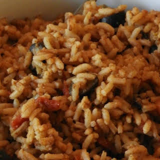 Mexican Rice A Weight Watchers.