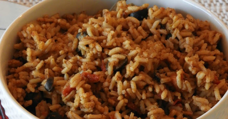 Mexican Rice A Weight Watchers