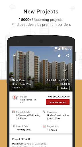 Magicbricks Property Search & Real Estate App  screenshots 5