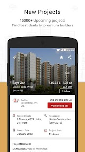 MagicBricks Property Search- screenshot thumbnail