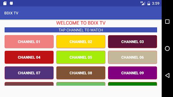 BDIX TV - AppRecs
