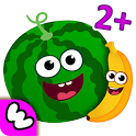 Funny Food Games for Toddlers! icon
