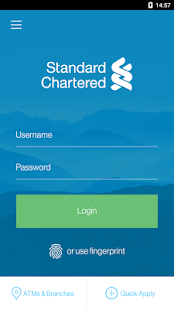 Standard Chartered Mobile (SG)- screenshot thumbnail